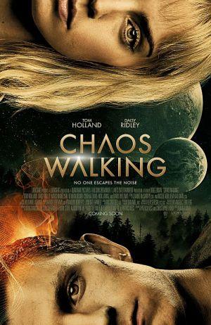 Chaos walking (2017, engl. Original Postermotiv)