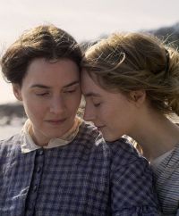 "Kate Winslet & Saoirse Ronan in ""Ammonite"" (2020)"