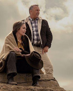 Diane Lane, Kevin Costner, Lass ihn Gehen; Let Him Go (Szene) 2020