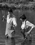 """Ein Goldfisch an der Leine (""""Man's Favorite Sport?"""", 1964)"""