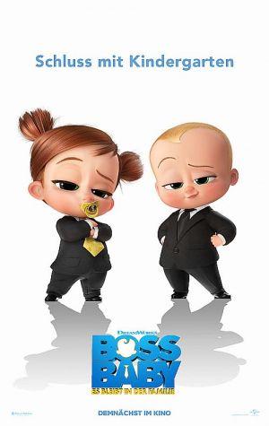 Boss Baby - Es bleibt in der Familie (2020)