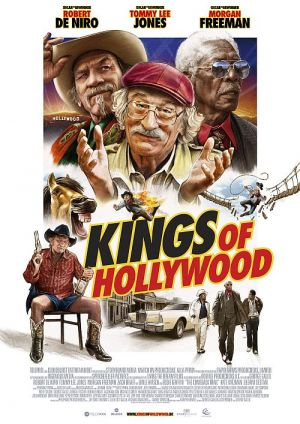 """Kings of Hollywood (""""The Comeback Trail"""", 2020)"""
