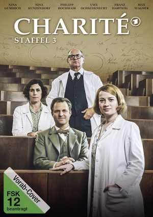 Charité - Staffel 3 (Cover DVD)