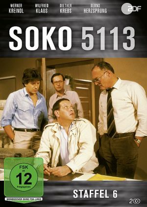 SOKO 5113 - Staffel 6 (1978)