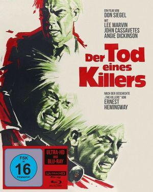 Der Tod eines Killers (4K Ultra HD-Blu-ray + Blu-ray)
