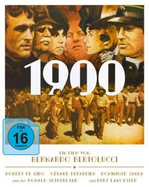 1900 (Mediabook, 3 Blu-rays)