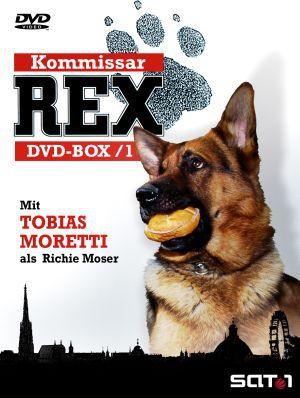 Kommissar Rex DVD-Box 1 (DVD)