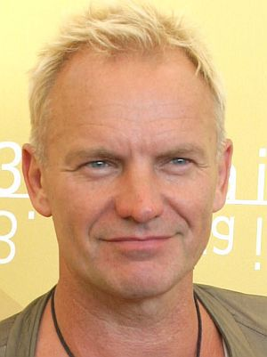 Sting, Venedig 2006 (Filmfest, Person JFMIMG_7122)