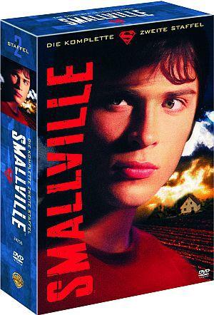 Smallville - Die komplette zweite Staffel