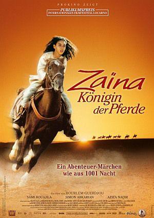 Zaïna - Königin der Pferde