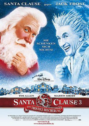 Santa Clause 3 - Eine frostige Bescherung (Kino)