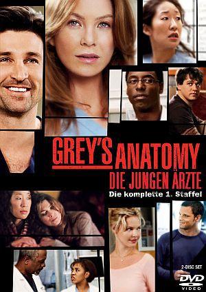 Grey's Anatomy - Die komplette 1. Staffel